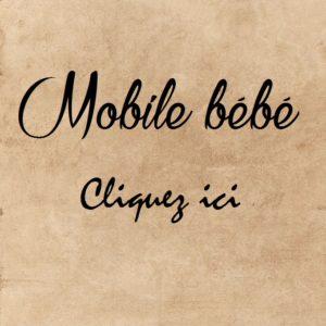 Mobile bébé
